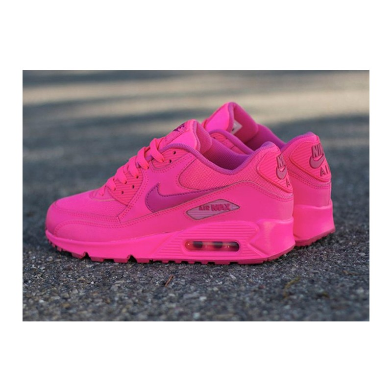 nike air max femme rose fluo